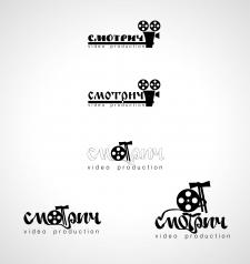 "варианты логотипа ""Смотрич"""