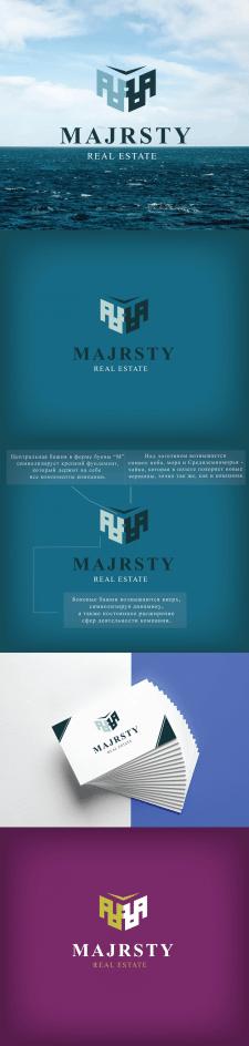 Логотип для компании по недвижимости
