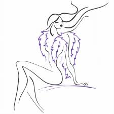 Логотип в интернет-магазин шуб