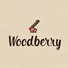 Логотип для интернет-магазина деревянных изделий