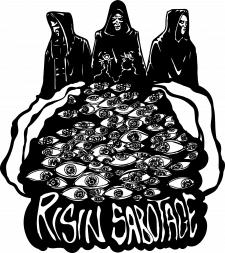 Иллюстрация для группы Risin Sabotage