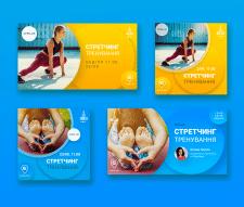 Дизайн банерів для Fb та Insta