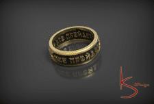 3D кольцо