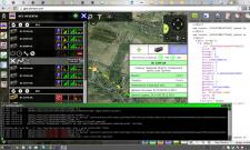 GPS мониторинг подвижных объектов