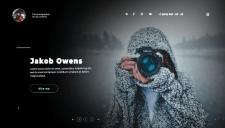 Сайт - визитка услуг фотографа