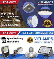 Баннеры для сайта/Facebook  (LED-лампы 6)