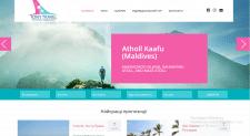 сайт локального туроператора