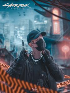 Art Cyberpunk
