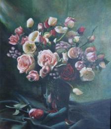Картина Цветочное настроение