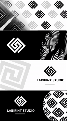 Логотип Labirint Studio