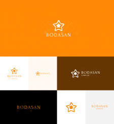 Логотип Bodasan