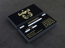 """Карта-абонемент для тренажерного зала """"Gold Gym"""""""