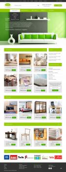Интернет-магазин Мебели Lux House