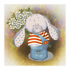 Обложка фотоальбома для новорожденного