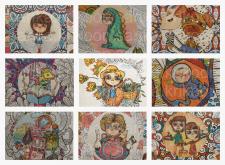 Иллюстрации к детской книге
