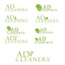 Разработка логотипа клининговой компании