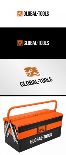 Логотип для магазина инструментов