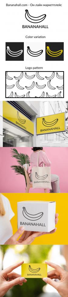 Brandbook for Online marketplace Bananahall