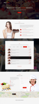 One page webshop