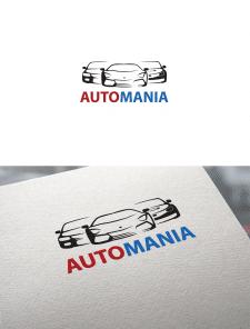 Логотип Avtomania