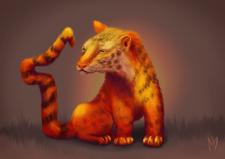 Тигро-лео-рыжакот