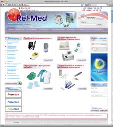 Медицинский портал «Rel-Med»