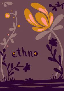 Этно-открытка ( 2 из 3 )