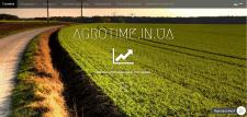 Сопровождение сайта agrotime.in.ua