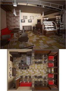 Кафе Nescafe