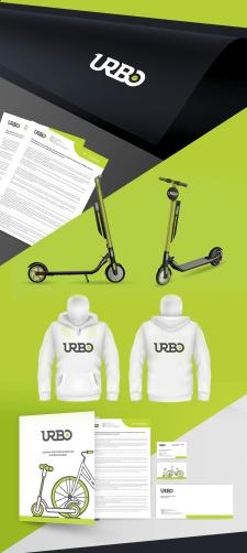 URBO логотип