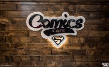 Комикс кафе