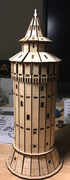 Маринкина башня, Коломенский кремль
