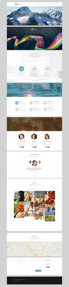 HEXA - website