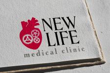 Логотип New life