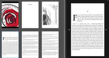 Верстка книги в epub для размещения на Amazon