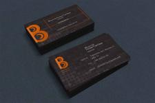 Дизайн візитки юридичних послуг