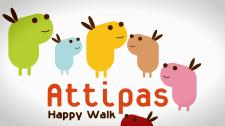 Логотип компании Attipas