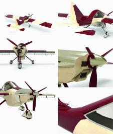 Легкомоторный самолет сельхоз назначения