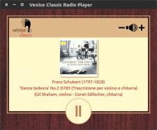 Кроссплатформенный плеер Интернет-радио