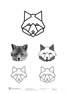 Разработка логотипа для барбер шопа