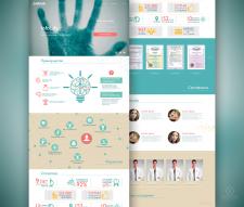 "Landing page для компании ""Inno-Innovation"""