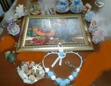 Элементы декора для дома