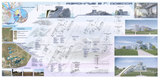 Дипломный проект на тему: Аэроклуб в г. Одесса