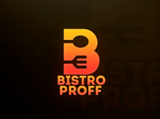 """Логотип """"BISTRO PROFF"""""""