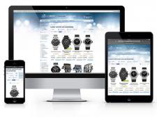 Разработка интернет магазина с адаптивным дизайном