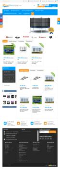 Интернет магазин по продаже батутов