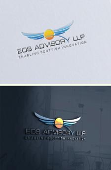 Логотип для инвестиционной компании