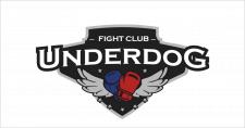 """Логотип бойцовского клуба """"Underdog"""""""