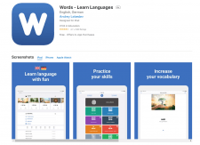 Words - Learn Languages