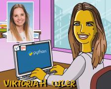 Симпсон-программист